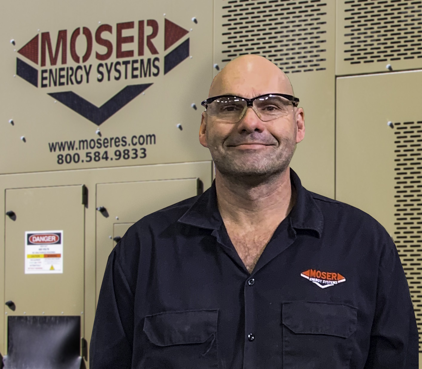 Moser Energy Systems Employee Spotlight: Michael Zedell